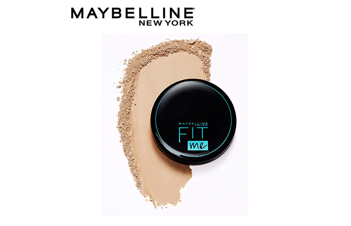 Mabelin New York Fit-Me Compact