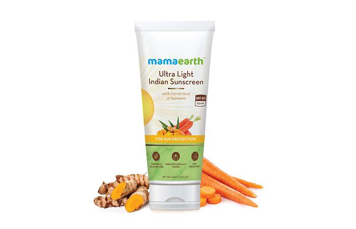 MamaArtha Ultra Light Natural Sunscreen