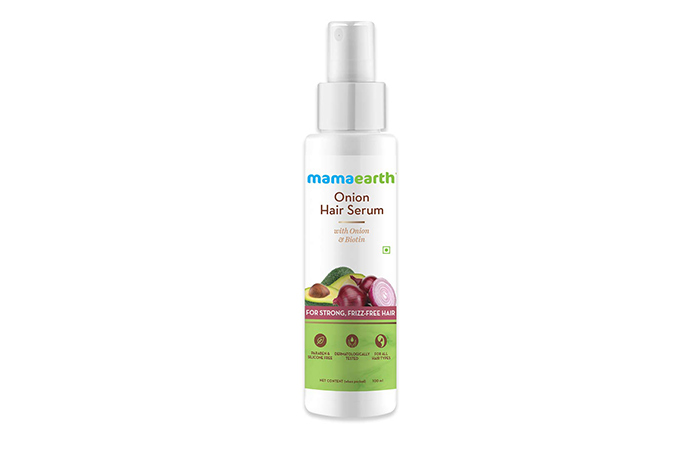 Mamaarth Onion Hair Serum