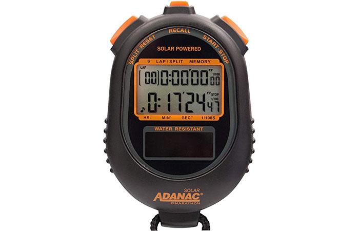 Marathon Adanac Solar Stopwatch