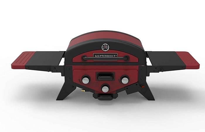 Masterbuilt MB20030619 MPG 300S Tabletop Gas Grill