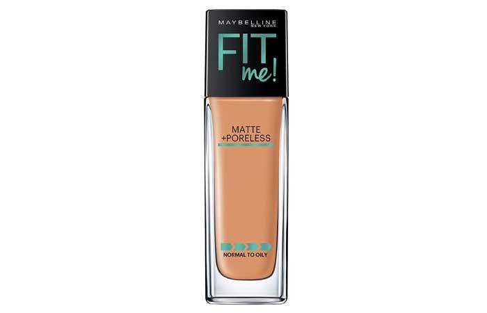 Maybelline New York Fit Me Mat Porless Liquid Foundation
