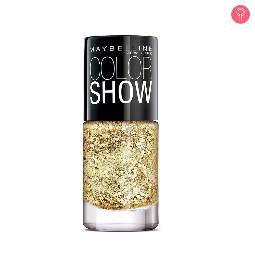 Maybelline New York Color Show Party Girl Nail Paint