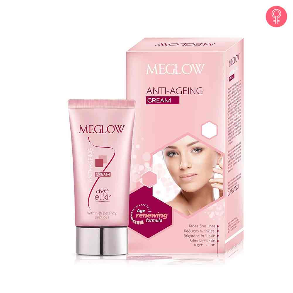 Meglow Anti Ageing Cream