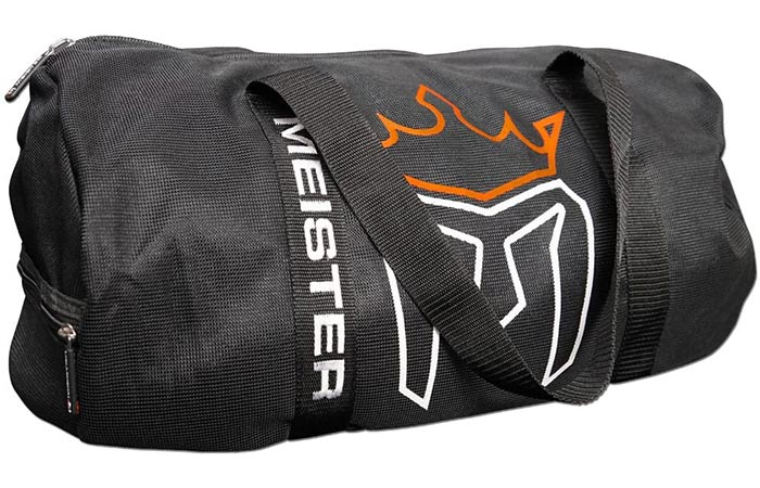 Meister MMA Breathable Chain Mesh Duffel Gym Bag
