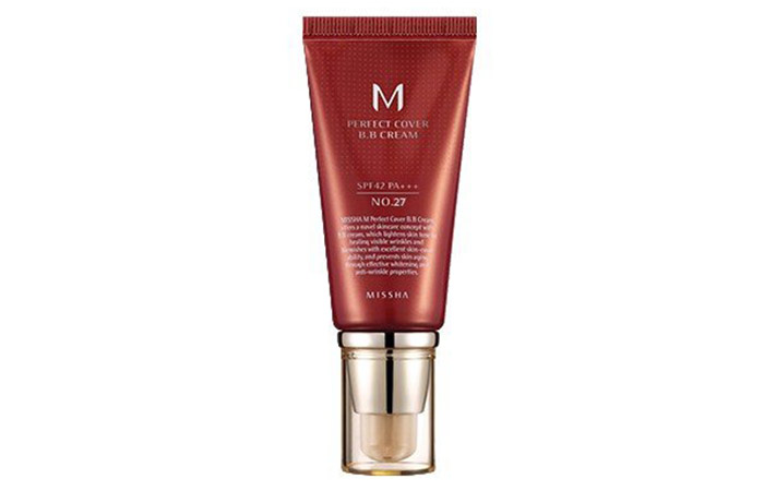 Misha M Perfect Cover BB Cream