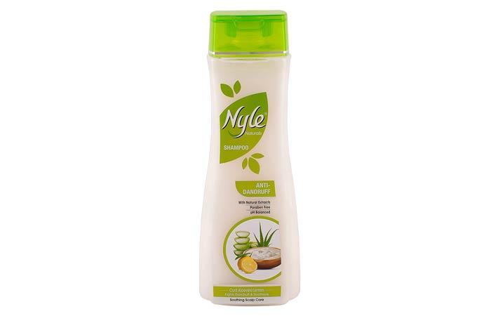 Nail Anti Dandruff Shampoo