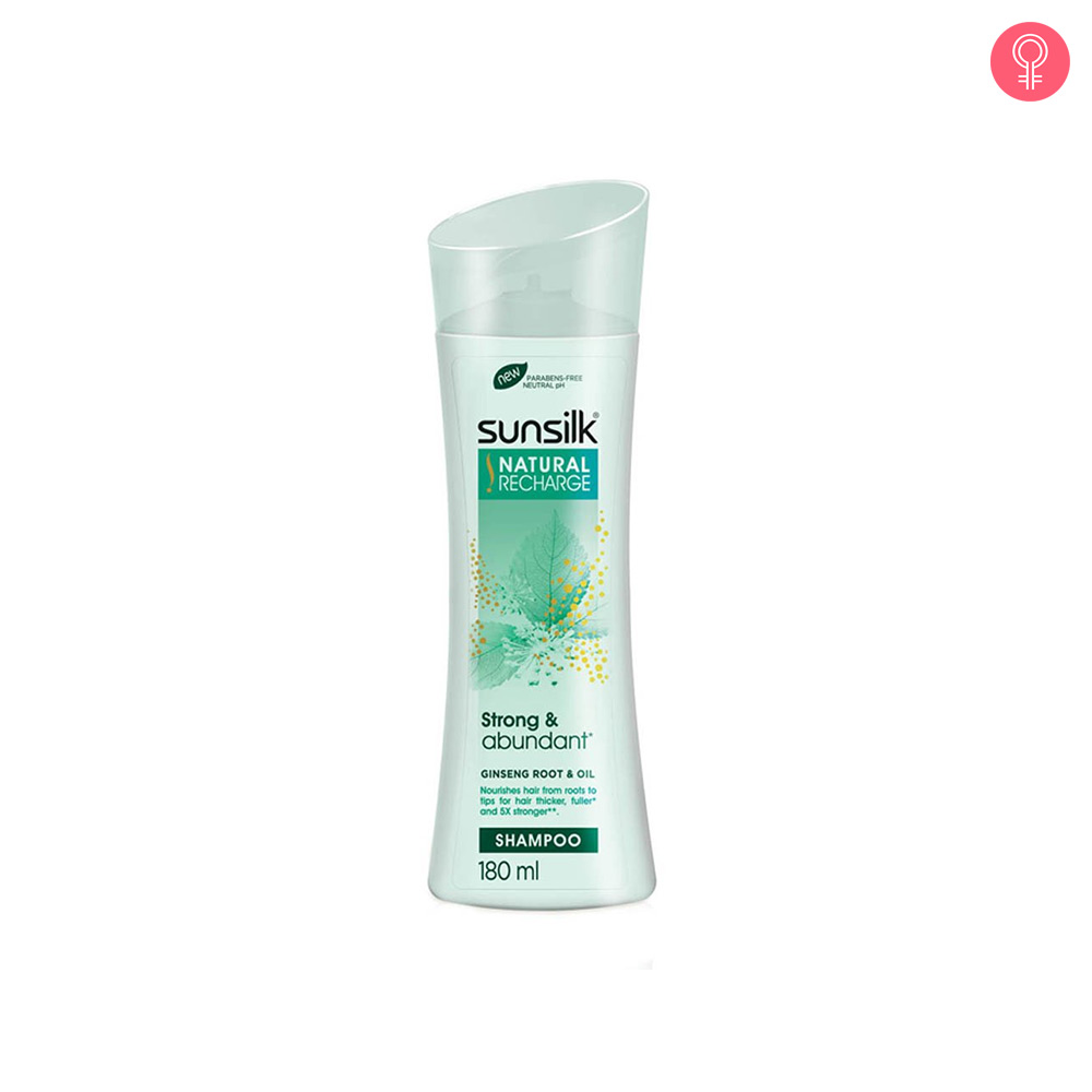 Sunsilk Natural Recharge Shampoo