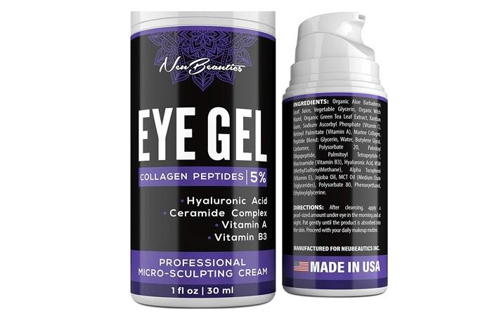 Neubeautics Micro-Sculpting Anti-Aging Eye Gel
