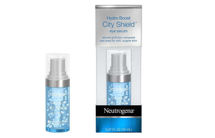 Neutrogena Hydro Boost City Shield Eye Serum