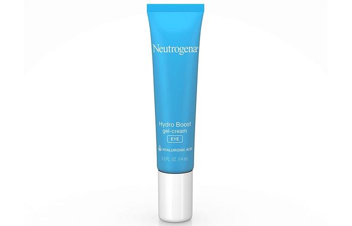 Neutrogena Hydro Boost Hydrating Gel Eye Cream with Hyaluronic Acid