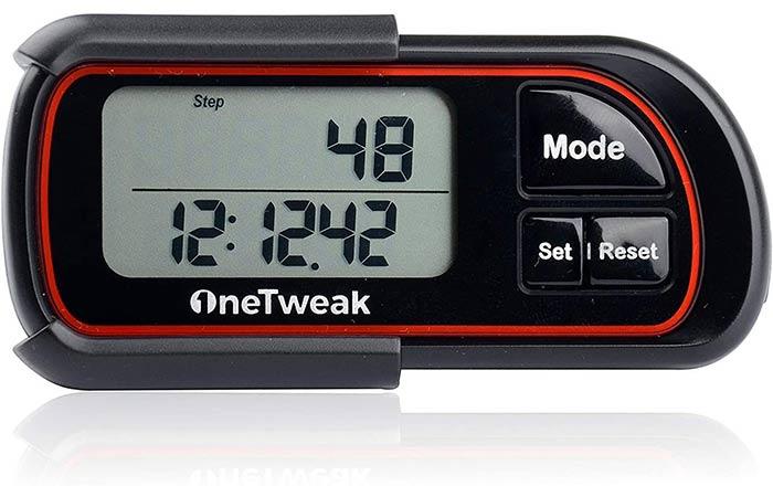New OneTweak EZ-1 Pedometer