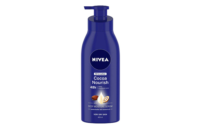 Nivia Body Lotion, Oil in Lotion