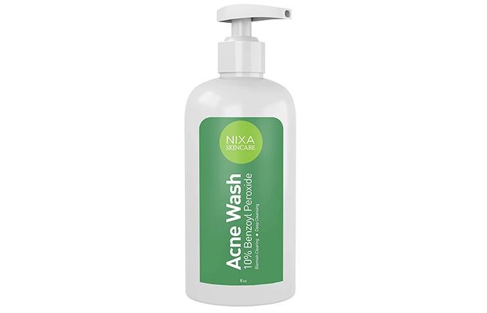 Nixa Skincare Acne Wash