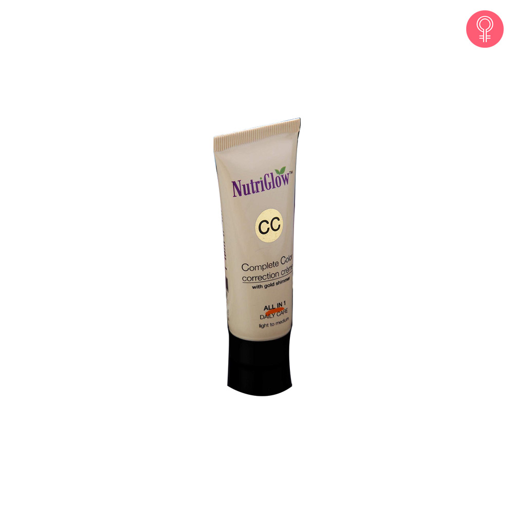 Nutriglow CC Cream