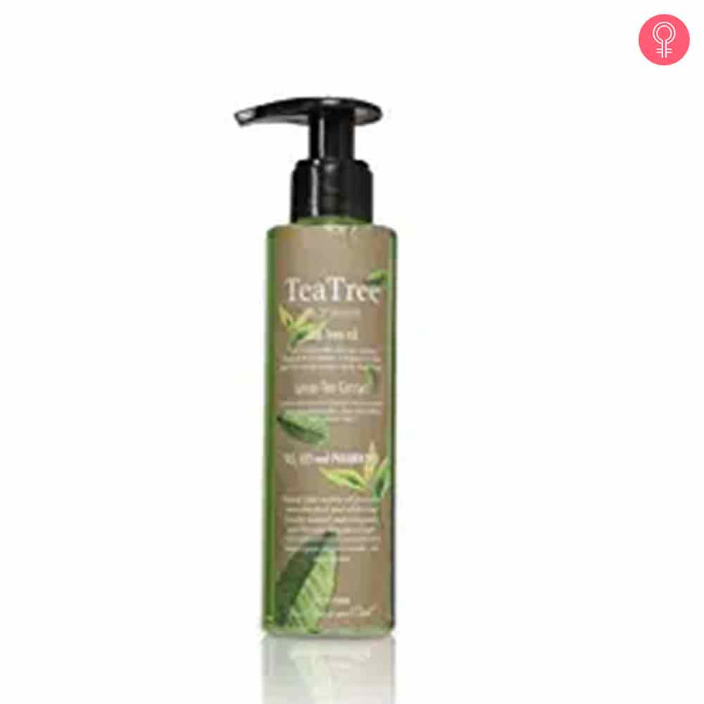 Nyassa Tea Tree Oil Face Wash