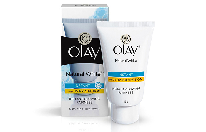 Olay Natural White Light Instant