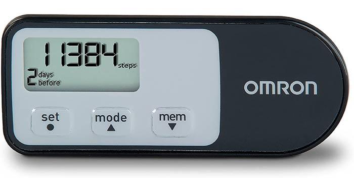 Omron HJ-321 Tri-Axis Alvita Pedometer