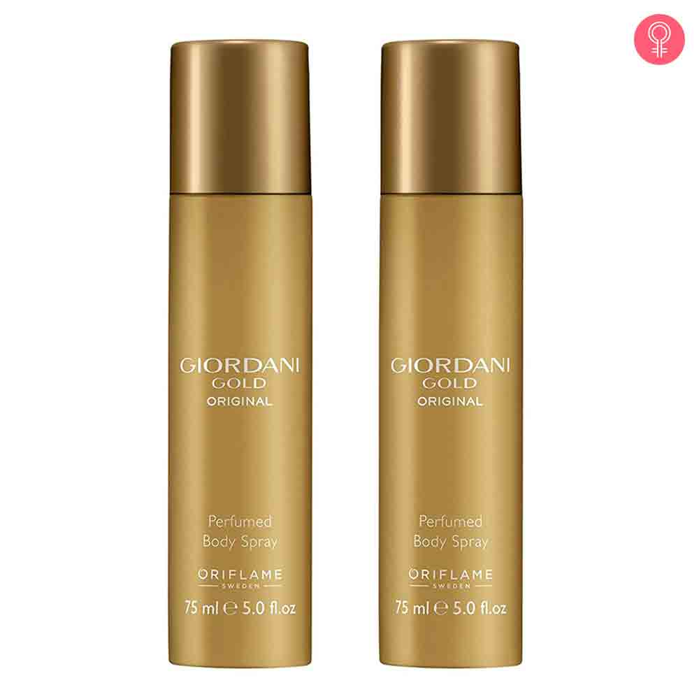 Oriflame Giordani Gold Original Perfumed Body Spray