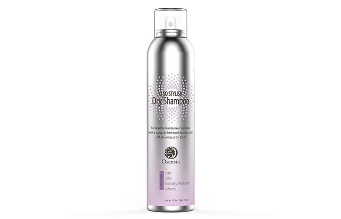 Osensia O So Stylish Dry Shampoo