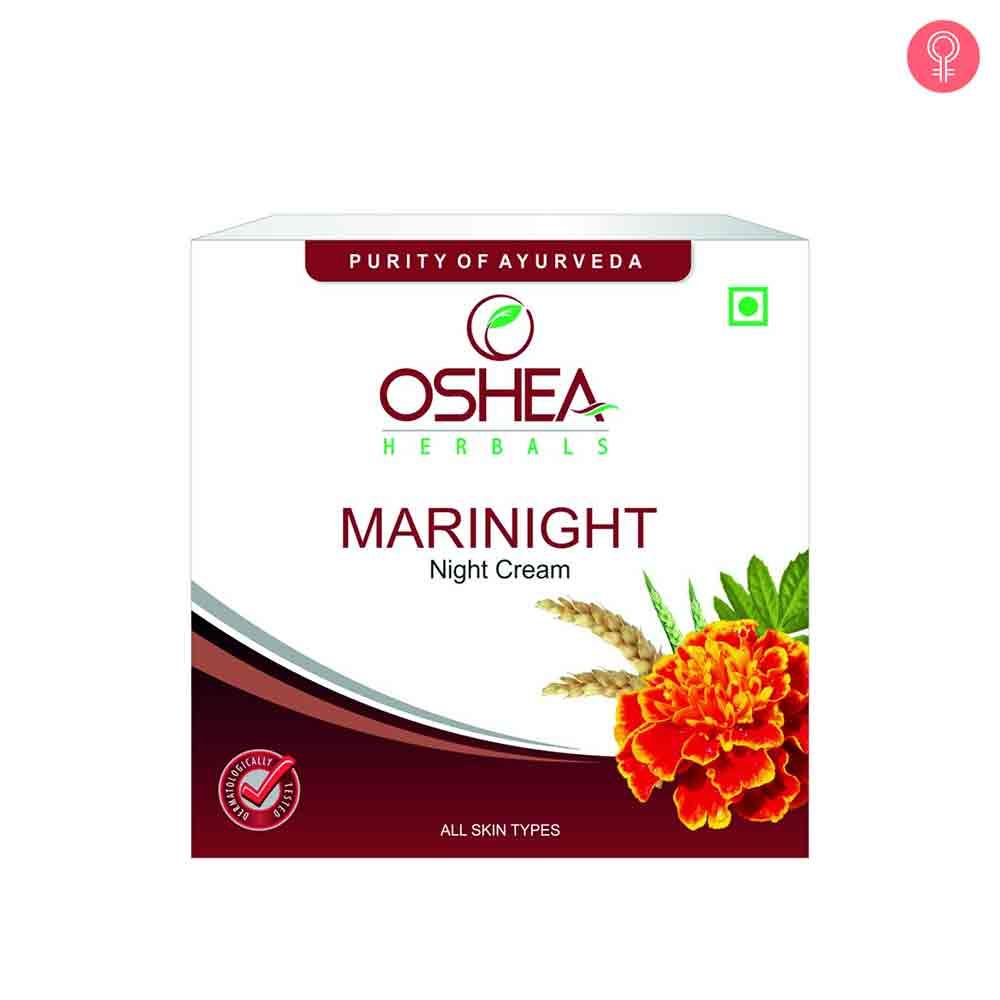Oshea Herbals Marinight Night Cream