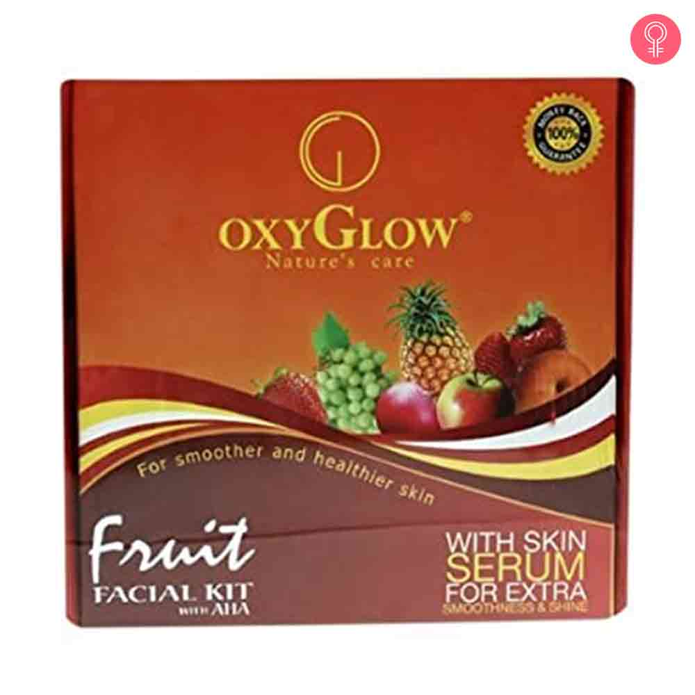 Oxyglow Fruit Facial Kit