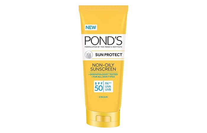 POND'S SPF 50 Sun Protect Non-Oily Sunscreen