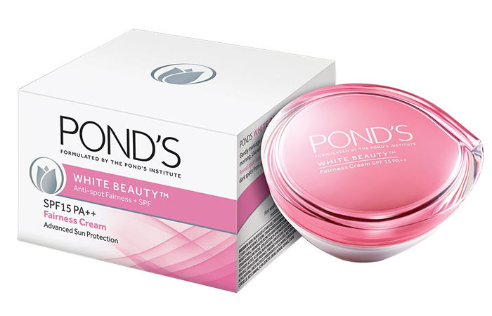 PONDS White Beauty SPF 15 PA Anti-Spot Fairness Cream