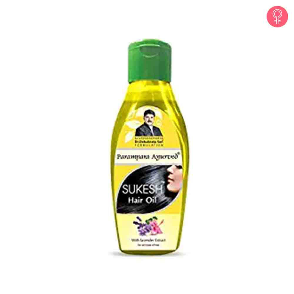 Parampara Ayurved Sukesh Hair Oil