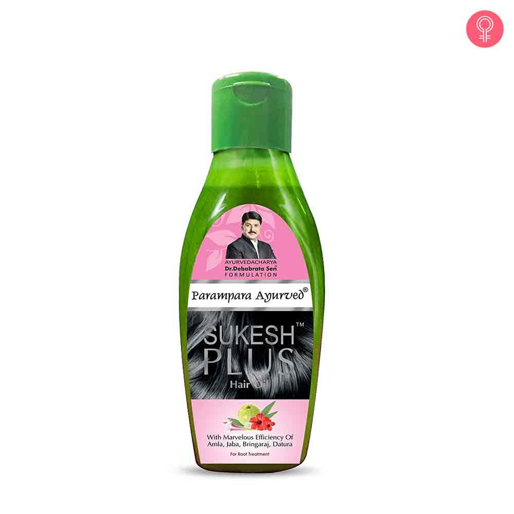 Parampara Ayurved Sukesh Plus Hair Oil