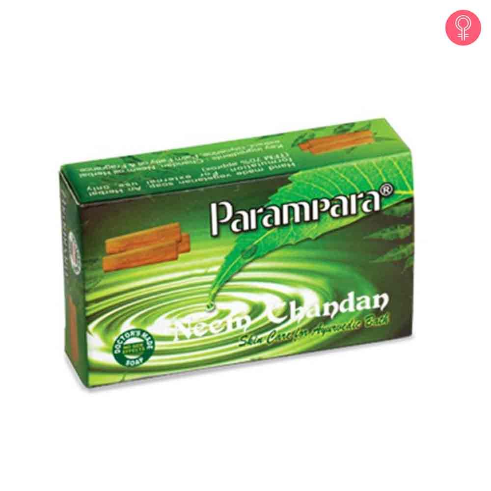 Parampara Neem Chandan Soap