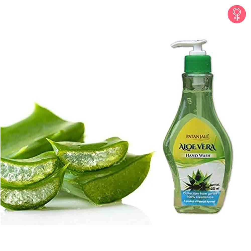Patanjali Aloevera Hand Wash