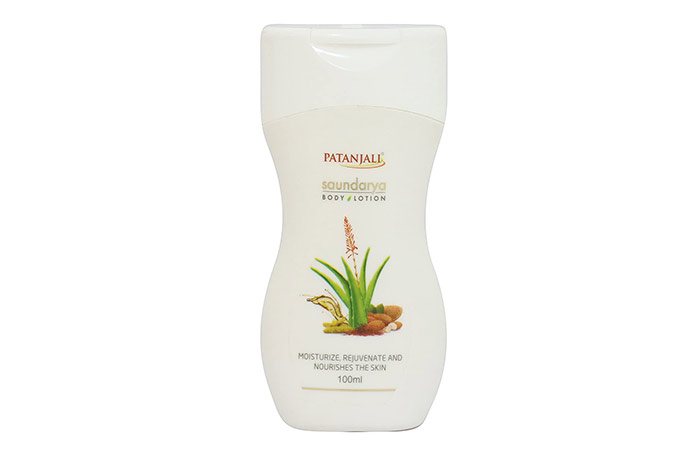 Patanjali Beauty Body Lotion