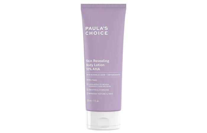 Paulas Choice Skin Revealing Body Lotion With 10 percentage AHA