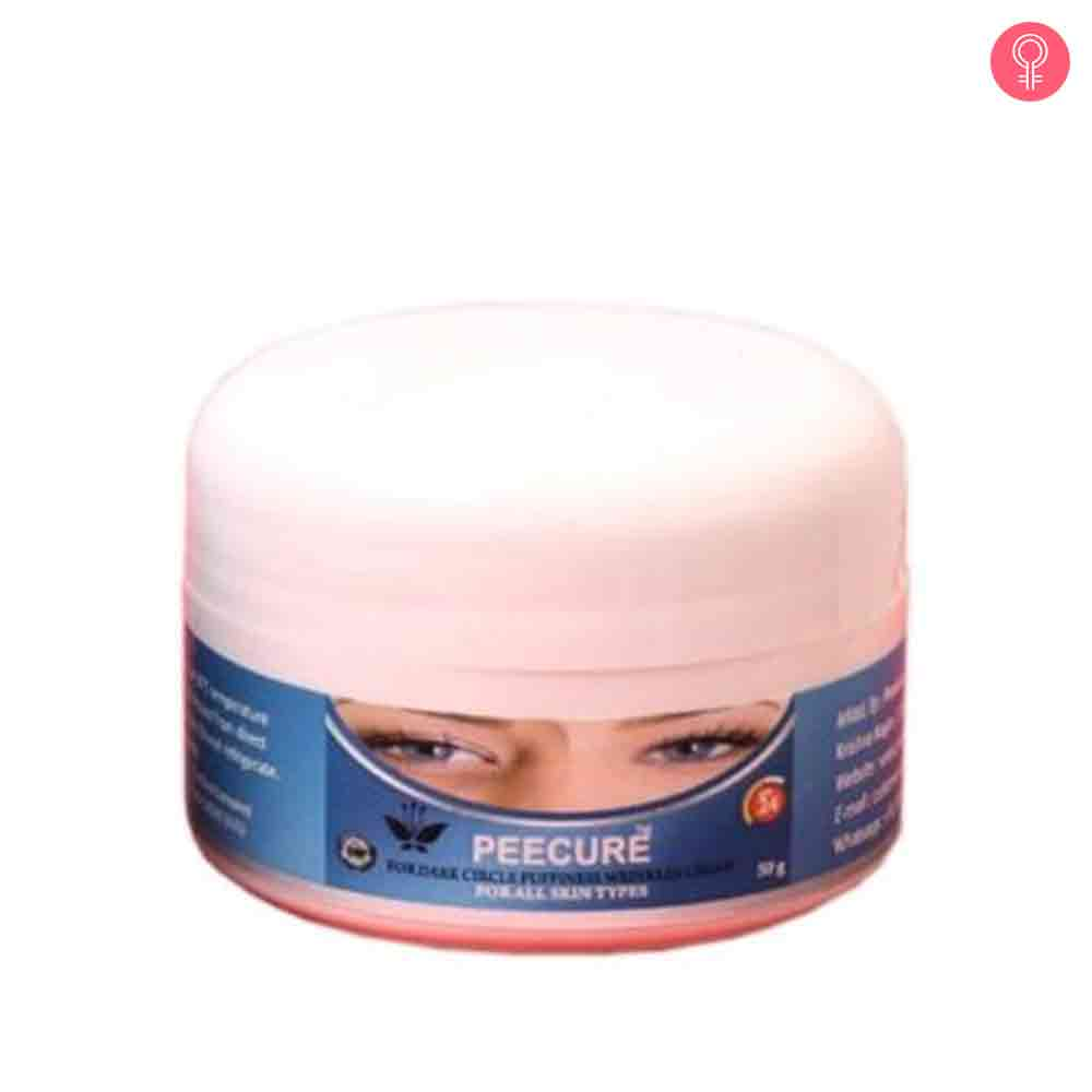 Peecure Under Eye Cream