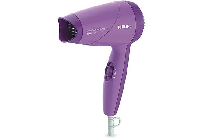 Philips HP 810046 Hair Dryer (Purple)