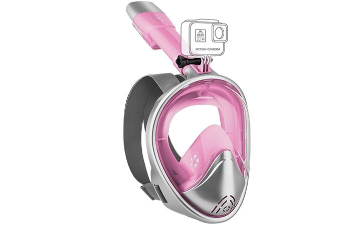 Platinum Arowana Full Face Snorkel Mask