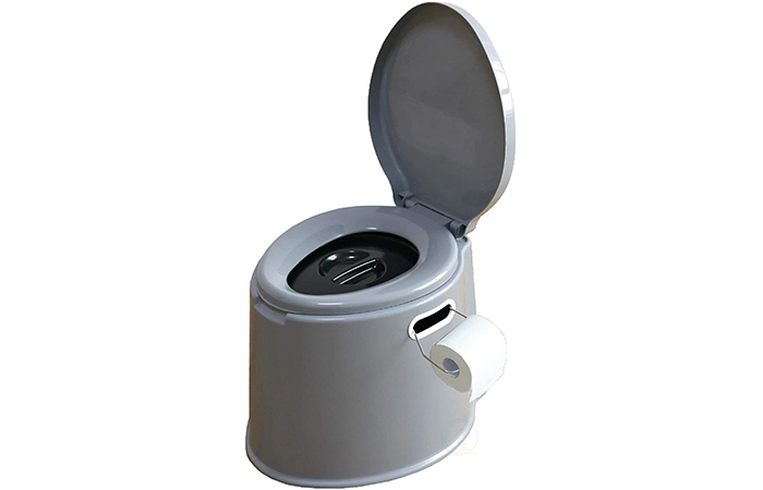 Playberg Basicwise Portable Toilet