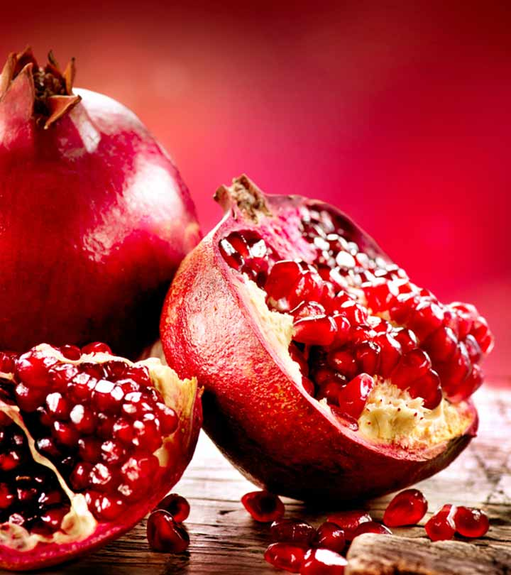 Pomegranate Benefits, Uses and Side Effects