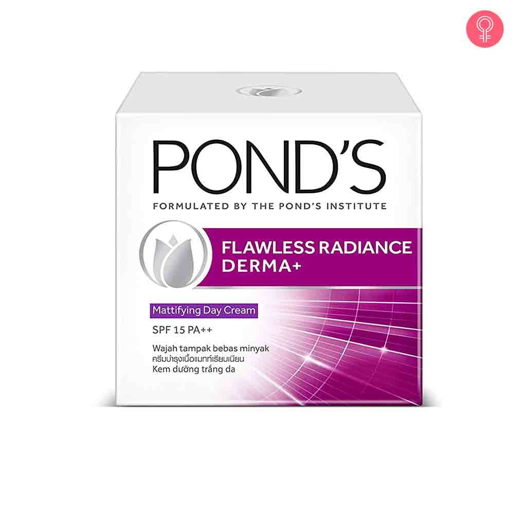 Pond's Flawless Radiance Derma + Mattifying Day Cream SPF 15