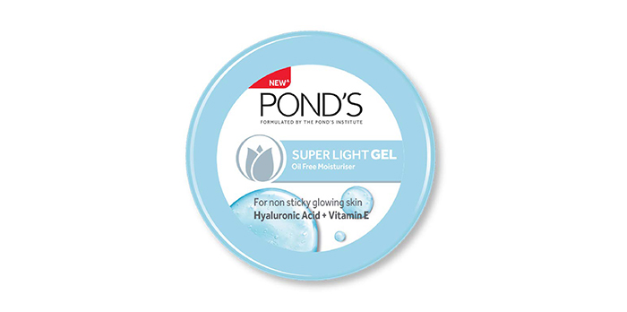 Ponds Super Light Gel Moisturizer