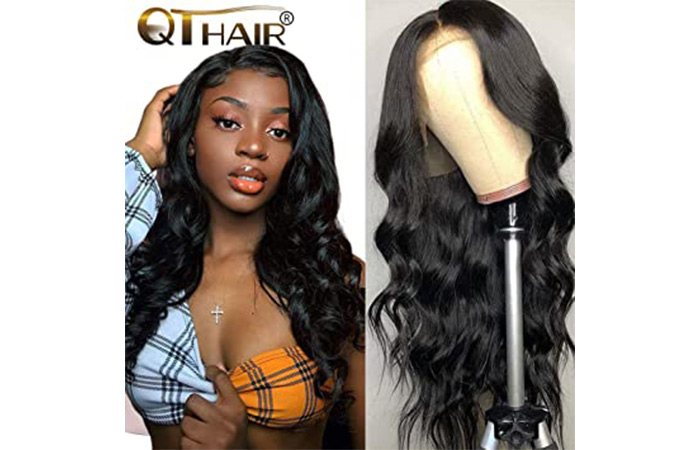 QT HAIR Lace Front Wig