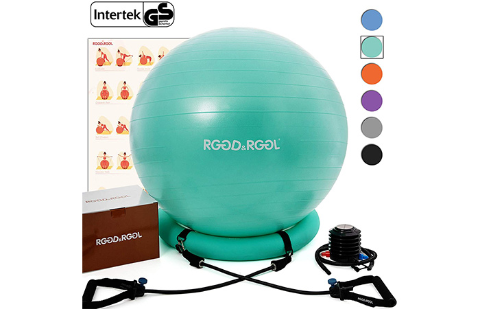 RGGL Exercise Ball Chair