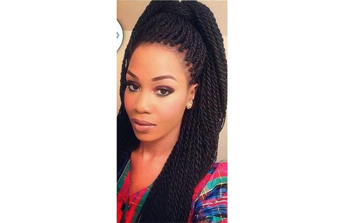 Refined Hair Senegalese Twist Crochet Braids