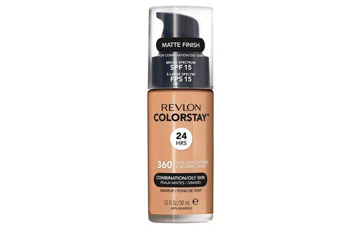 Revlon Color Stay Longwear Liquid Foundation