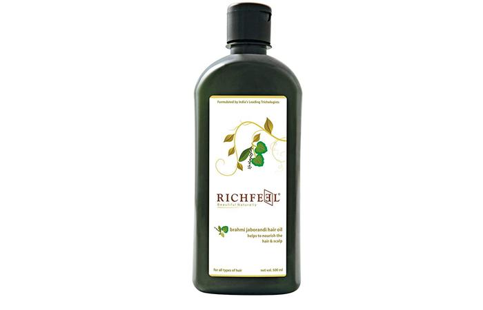 Richfeel Brahmi Jaborndi Hair