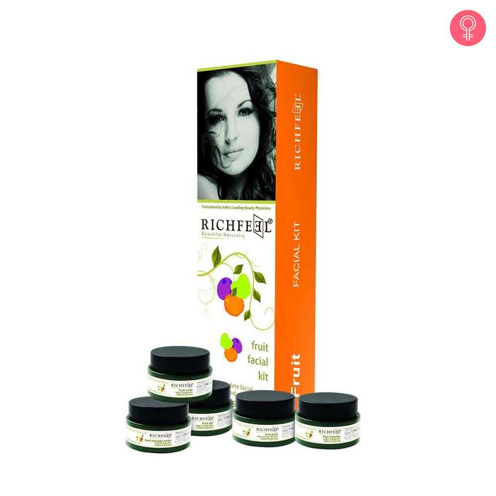 Richfeel Fruit Facial Kit