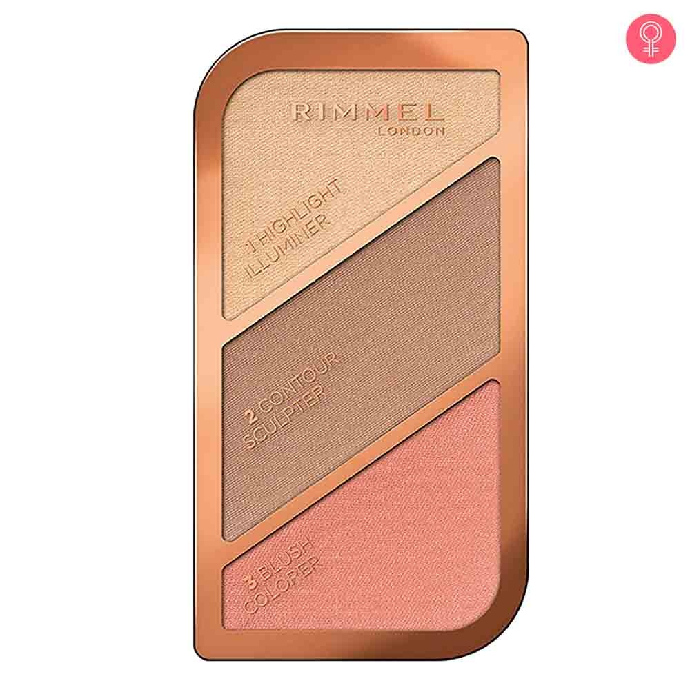 Rimmel London Kate Sculpting Palette