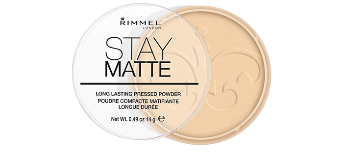 Rimmel Stay Mat Long Lasting Pressing