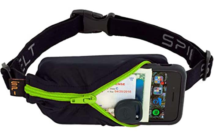 SPIbelt Running Belt Original Pocket